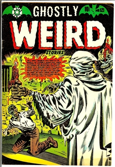 Ghostly Weird Stories #121