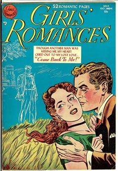 Girls' Romances #11