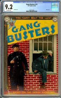 Gang Busters #10
