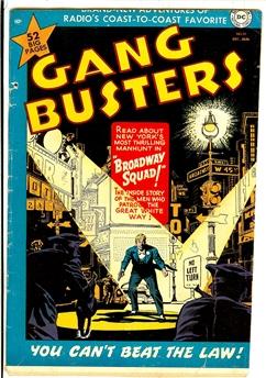 Gang Busters #19