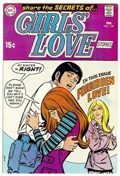 Girls' Love Stories #149