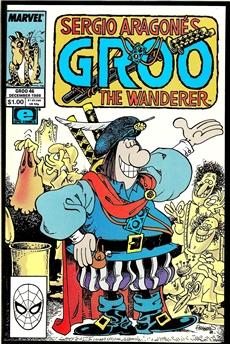 Groo the Wanderer #46