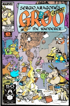 Groo the Wanderer #78