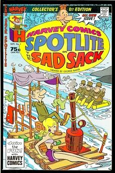 Harvey Comics Spotlite #1