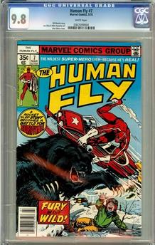 Human Fly #7