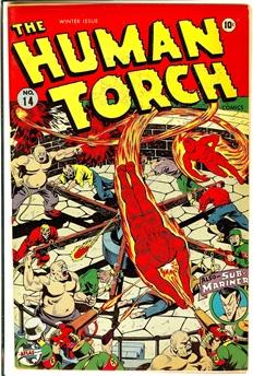 Human Torch #14