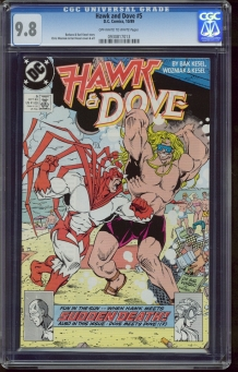 Hawk & Dove (Vol III) #5