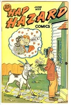 Hap Hazard  #9