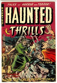 Haunted Thrills #7