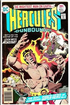 Hercules Unbound #7