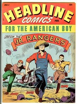 Headline Comics #1