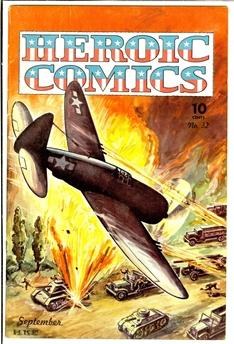 Heroic Comics #32