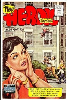 Heroic Comics #96