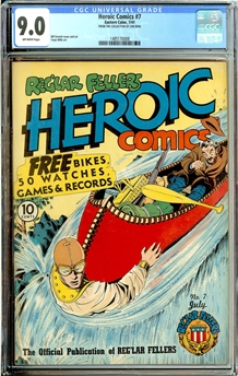 Heroic Comics #7
