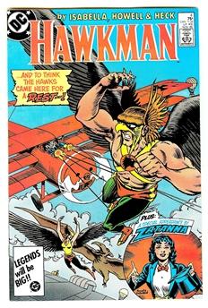 Hawkman (Vol 2) #4