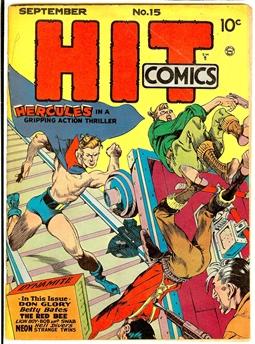 Hit Comics #15