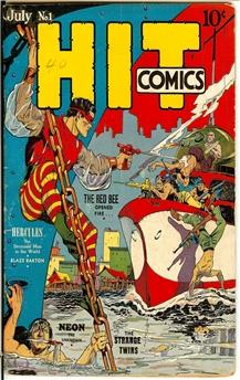 Hit Comics #1