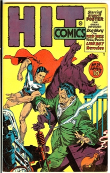 Hit Comics #21