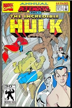 Incredible Hulk Annual #18