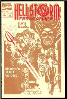 Hellstorm Prince of Lies #1