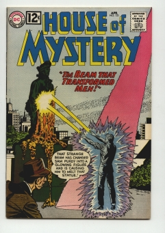 House of Mystery #121