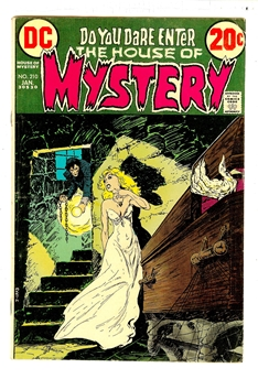 House of Mystery #210