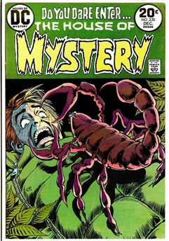 House of Mystery #220