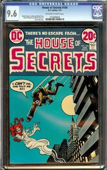 House of Secrets #104
