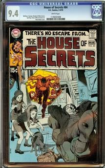 House of Secrets #84