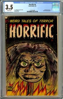 Horrific #4