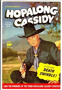 Hopalong Cassidy #72