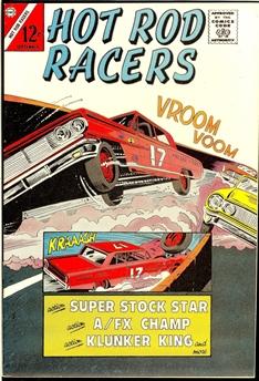 Hot Rod Racers #5