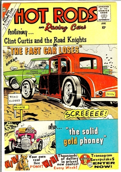 Hot Rods and Racing Cars #46