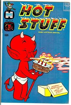 Hot Stuff #90