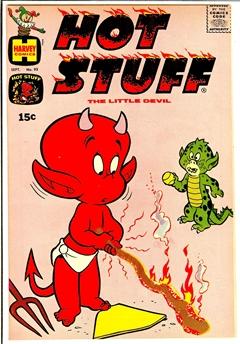 Hot Stuff #92