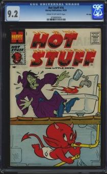 Hot Stuff #16