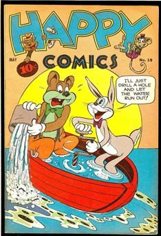 Happy Comics #19