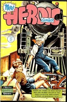 Heroic Comics #45