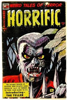 Horrific #8