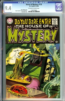 House of Mystery #176