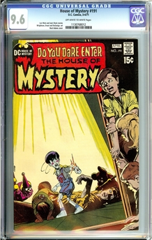 House of Mystery #191