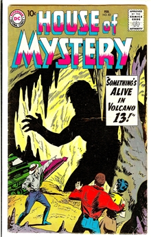 House of Mystery #83