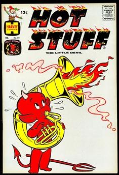 Hot Stuff #58