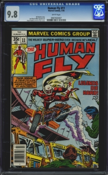 Human Fly #11