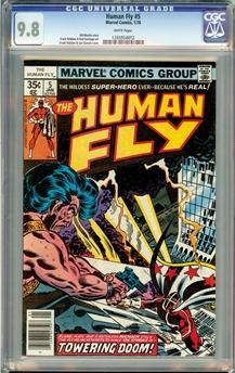 Human Fly #5