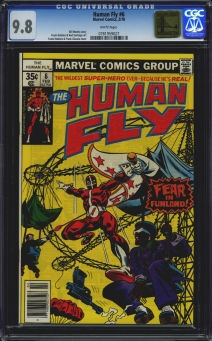 Human Fly #6