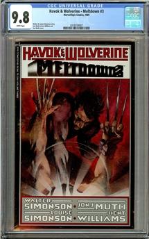 Havok and Wolverine - Meltdown #3