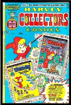 Harvey Collectors Comics #4