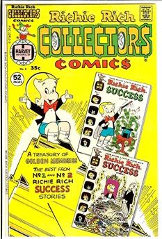 Harvey Collectors Comics #6