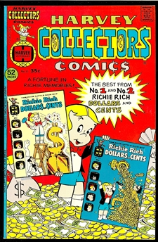 Harvey Collectors Comics #5